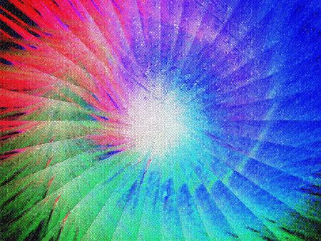 interesting music: color explosion
