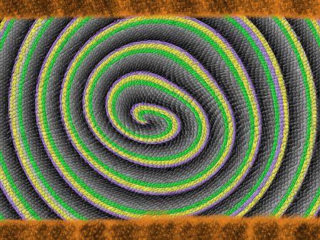 contrastive: scaly snake background