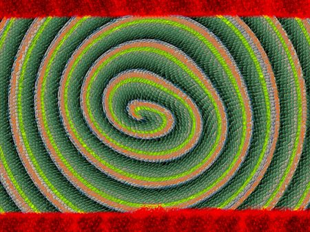 interesting music: Spiral background