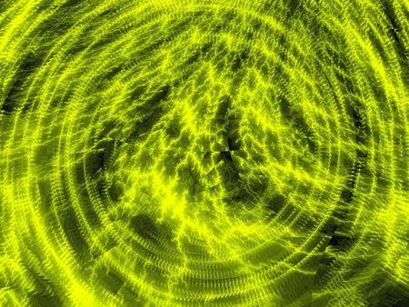 interesting music: Yellow wave background Stock Photo