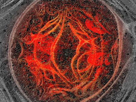 interesting music: Red eye background