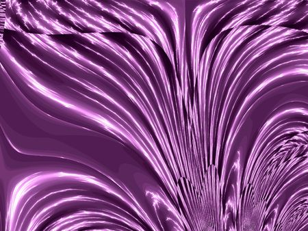 interesting music: Purple wave background