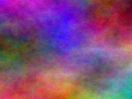 contrastive: Colour gas effect Stock Photo