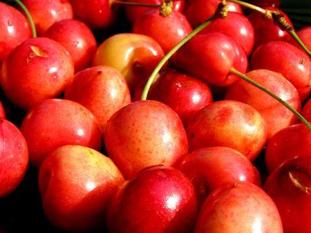 contrastive: cherries