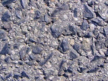 contrastive: asphalt road texture