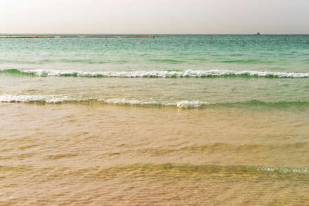 Dubai, UAE, Jumeirah. Jumeihra Beach. Dubai