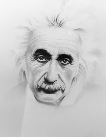 albert: Sketch of Albert Einstein Editorial