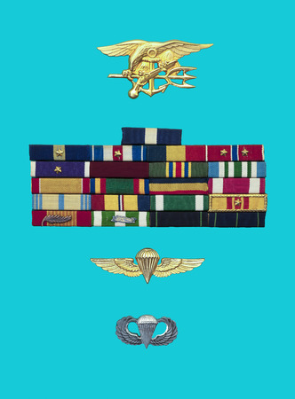 navy seal: Highly Decorated Navy SEAL