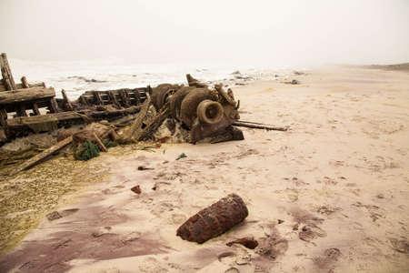 Skeleton Coast photo
