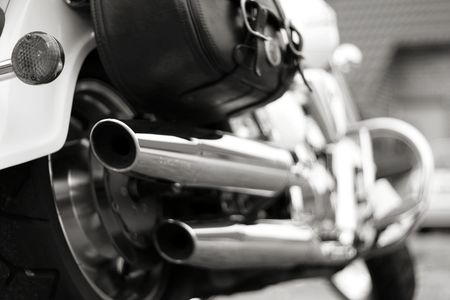Pipe - Exhaust