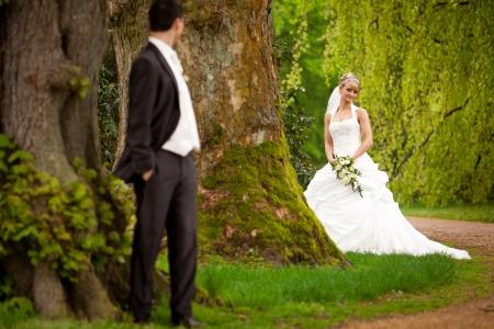 net getrouwd: jong stel net getrouwd