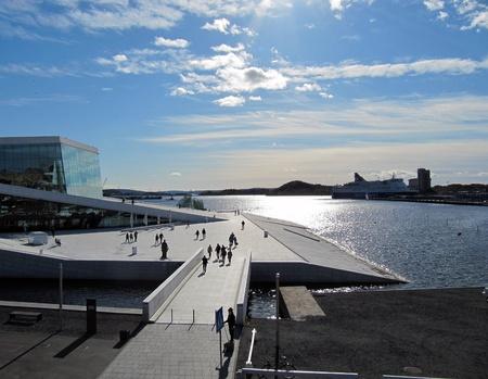 National Oslo Opera House