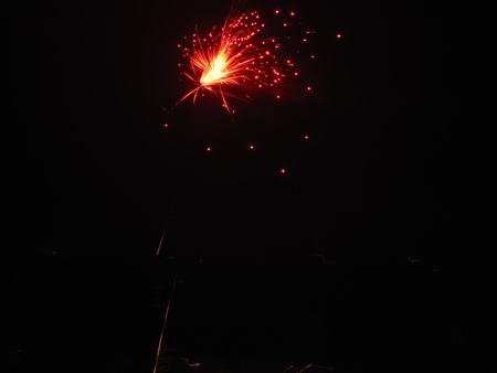 Firework Stock Photo - 11840949
