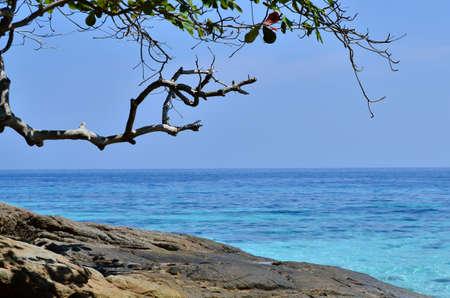 andaman: Andaman Sea Stock Photo