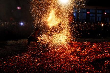 civic: Refining fire