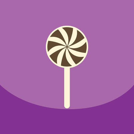 bonbon: flat vector icon design collection  bonbon candy