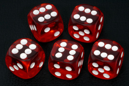 gambling parlour: Good luck