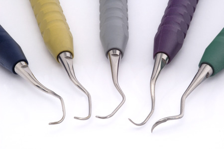 scaler: Instruments for a dental-medical treatment