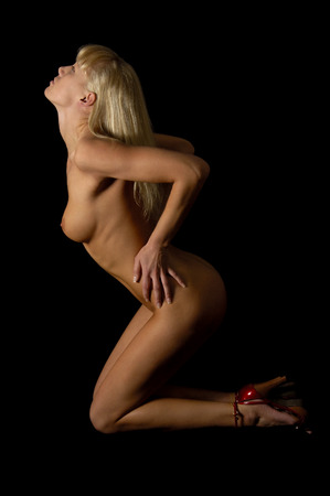 A very nice naked woman Stock Photo - 1726521