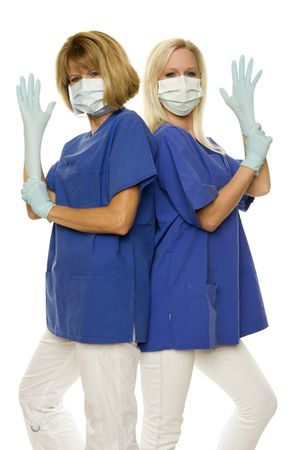 dental assistant Stock Photo - 5843780