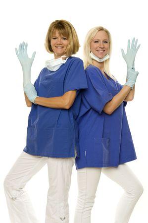 dental prophylaxis: dental assistant