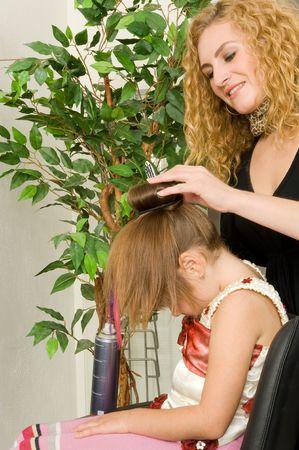 hairstyle Stock Photo - 6140549