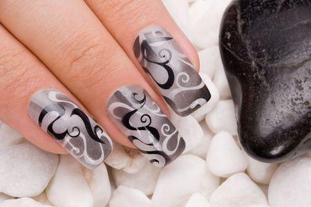 manicure Stock Photo - 8503707