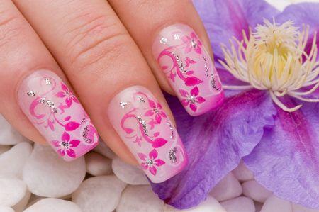 manicure Stock Photo - 8503704