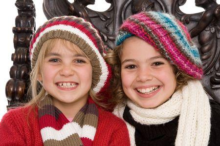 papoose: children Stock Photo