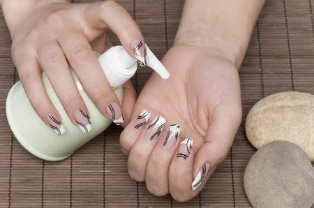 manicure Stock Photo - 9033260