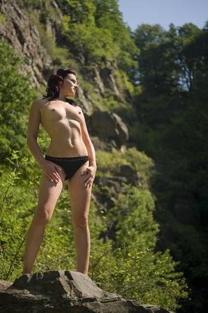 hot breast: эротический Фото со стока