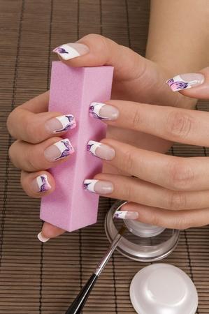 manicure Stock Photo - 9423084