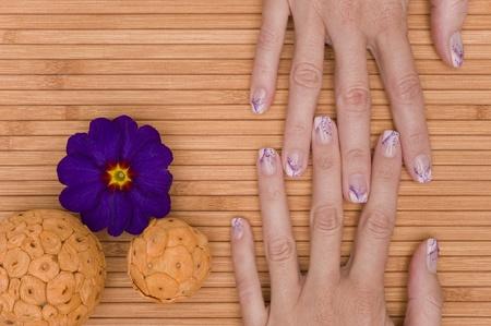 manicure Stock Photo - 9423072