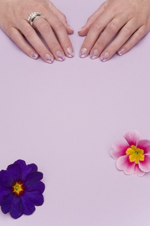 manicure Stock Photo - 9423068