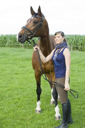 parapente: equitación