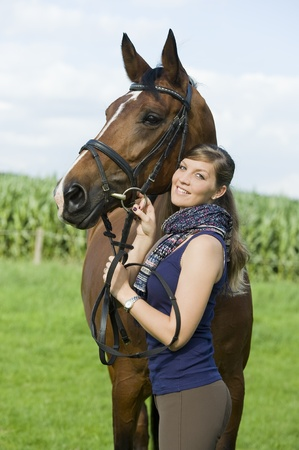 riding Stock Photo - 10248686