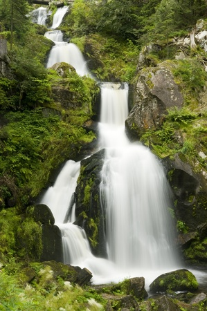 streamlet: waterfall