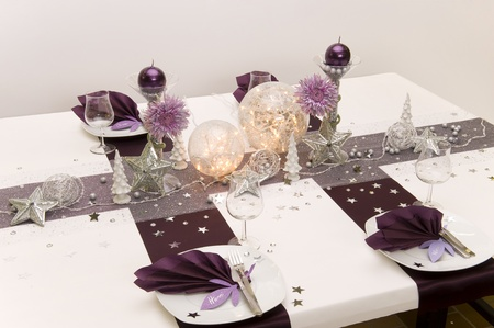 place setting Stock Photo - 11259658