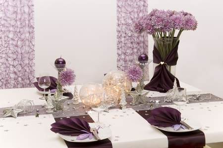 place setting Editorial