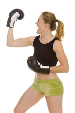 scuff: boxing