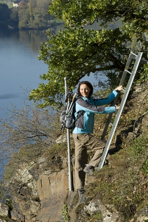 fad: hiking Editorial