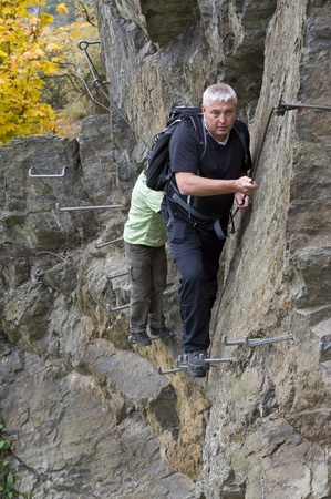 pinnacle: climbing Editorial