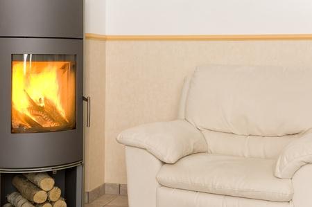 stoves: chimney Editorial