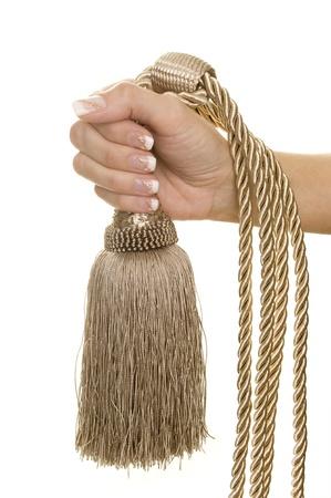 naildesign: manicure Stock Photo