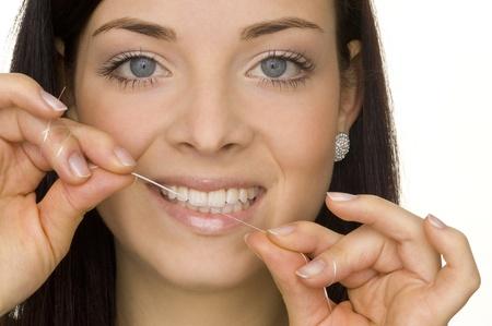 Mundhygiene Lizenzfreie Bilder