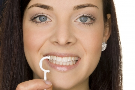 Mundhygiene Standard-Bild