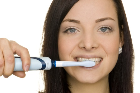 oral hygiene Stock Photo