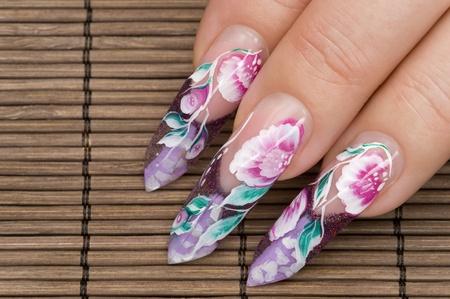 manicure Stock Photo - 12570577