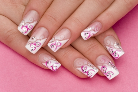 manicure Stock Photo - 12631900