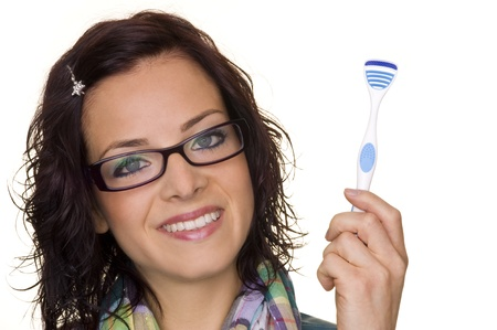 oral hygiene Stock Photo - 14079951